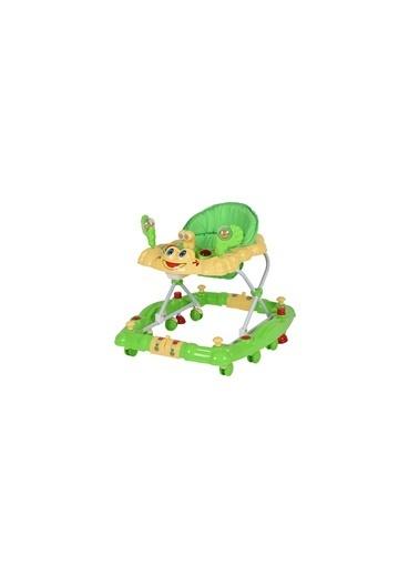 Crystal Baby Yürüteç Yeşil